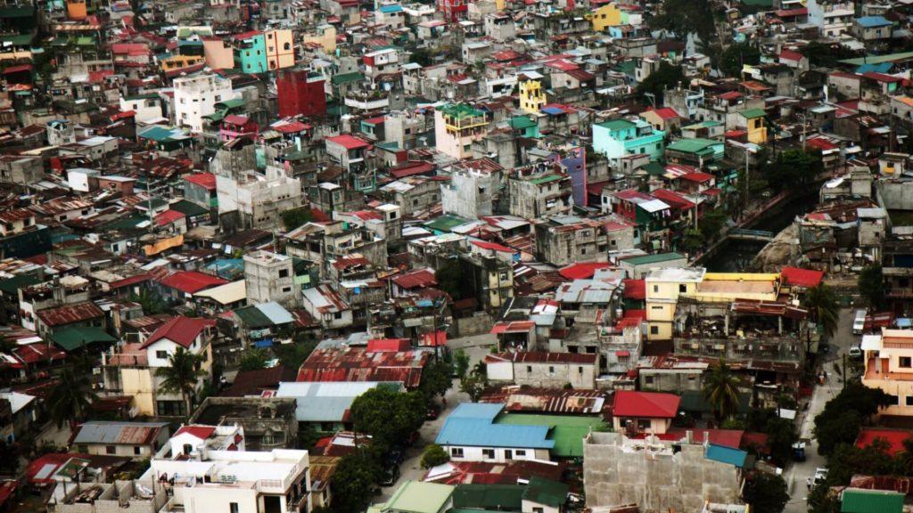 フィリピンは場所によっては治安がよくない