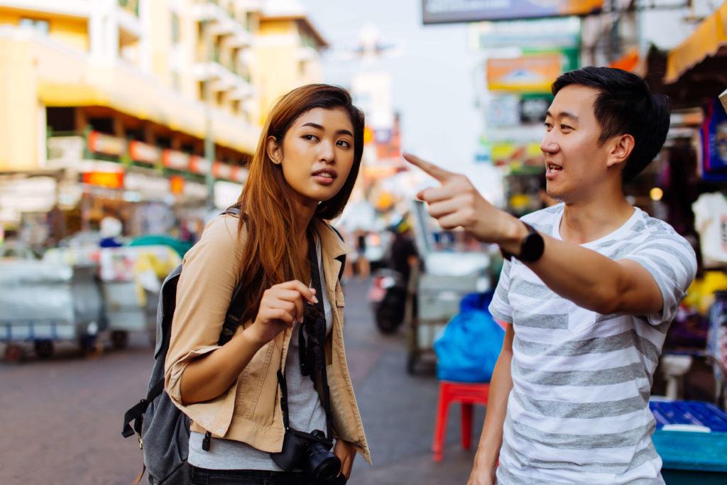 フィリピンではどこへ行っても英語でのコミュニケーションが可能