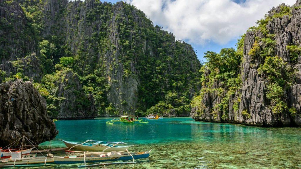 フィリピンは留学先、旅行先として注目を浴びている