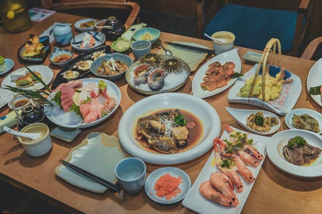 日本食へのアクセス